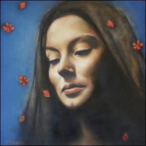 Ella es el amor...y las flores la fragancia