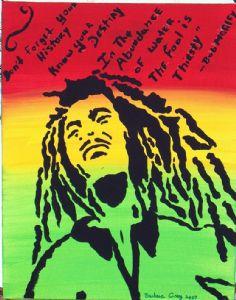 Bob Marley Rat Race