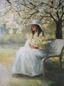 Robinson,Angelika-In Grandma's Garden