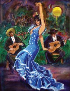 Dance.Flamenco 1.