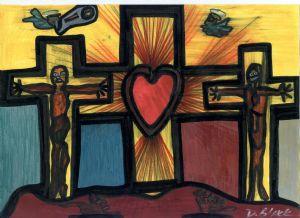 Heart of the savior