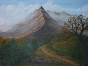 Path to Mountain Mist