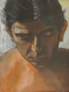 Self Portrait-Introspection