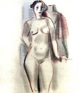 Naked model  Ada