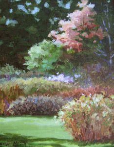 Arboretum Spring