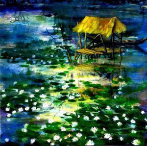 lotus river