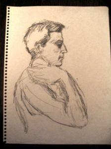Holloway,Sarah-Profile Sketch #2
