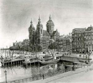 St. Nicolas Kerk, Amsterdam