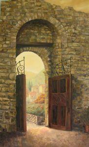 Huntington,Stewart-Assisi Gate