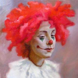 Female clown.