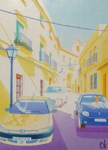 Vejer Town in Spain II