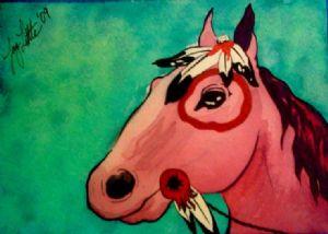 Little,Jay Alexander-War Paint Pony