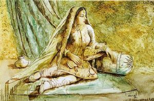 Ali,Mehtab-A Young Maiden