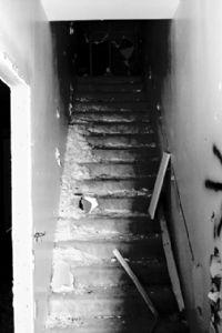 Brittle Stairway
