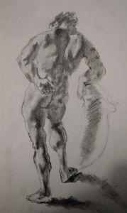 Artist,Jenny-Master Study #2