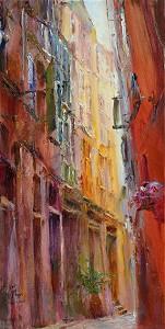 Promenade in Italy II
