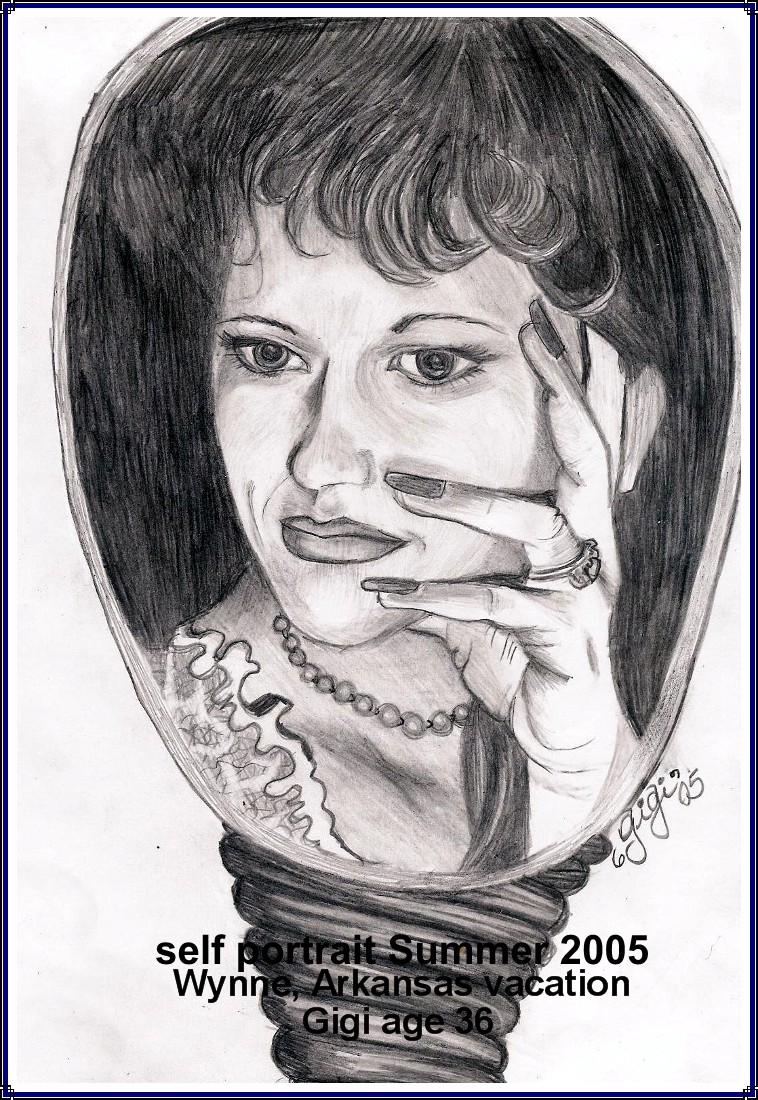 Self Portriat (Summer Vacation 2005)