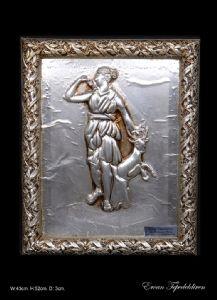 APHRODITE(ALUMINUM RELIEF)
