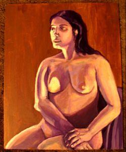 Holloway,Sarah-Nude