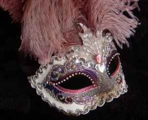 Masquerade Masks Art