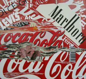 You drink coca-cola!