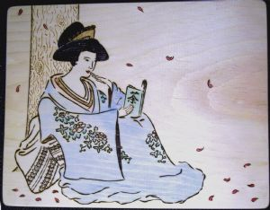 Beautiful Woman - Reader