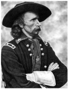 THE YANKEE SWASHBUCKLER-GEORGE CUSTER