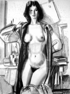 Model Lina.