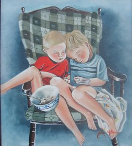 Mothers Little Helpers