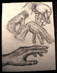 Hand Study # 1