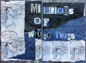 millions of wrong turns