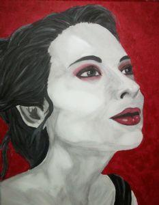 Jenny In Red