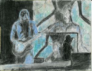 Ruest,Sarah-Adam Blues