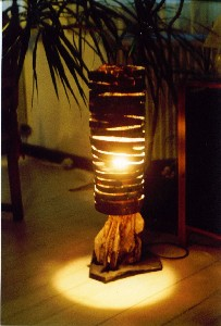 Illuminated object