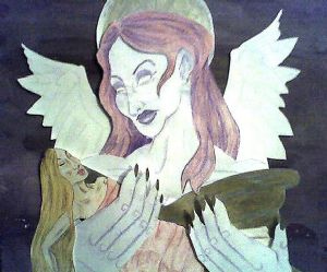 Allenbach,Gregory  Haunt-In the Arms of the Angel