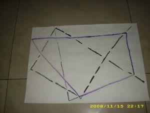 Moving shape
