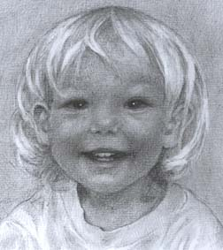 Chloe- Portrait