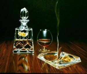 Levers,Bill-Brandy & Cigar