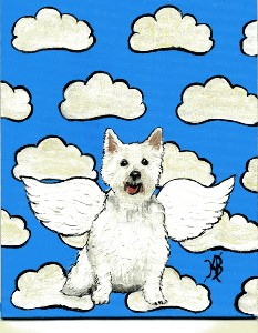 Angel Doggie