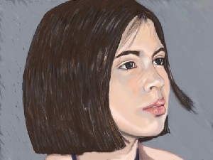 Portrait of Sydney