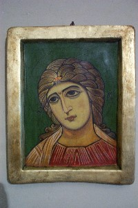 B-Byzantine Icon -2...Angel