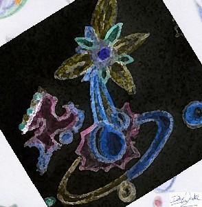 Walsh,Damien-Solar Flower