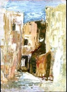 Hassan,Barrak-Ruelle a Rabat