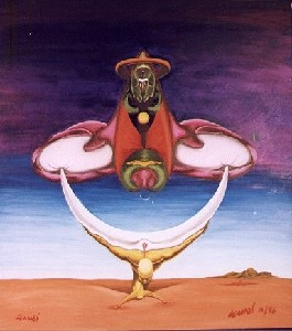 Saint of Infinity