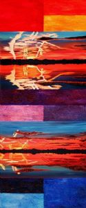 Multicolour Sunset 2