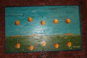 fruit hanger