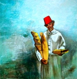 Babouches Salesman