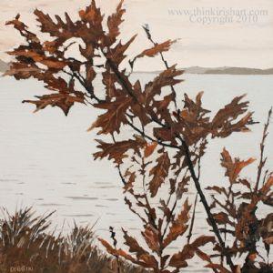 Diggin,Stephen-Swilly View - Oak Leaves