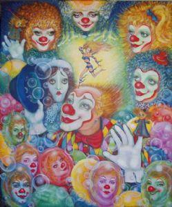Kislyachenko,Svetlana-Clowns
