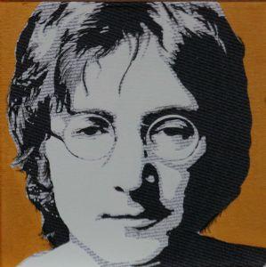 Literally John Lennon